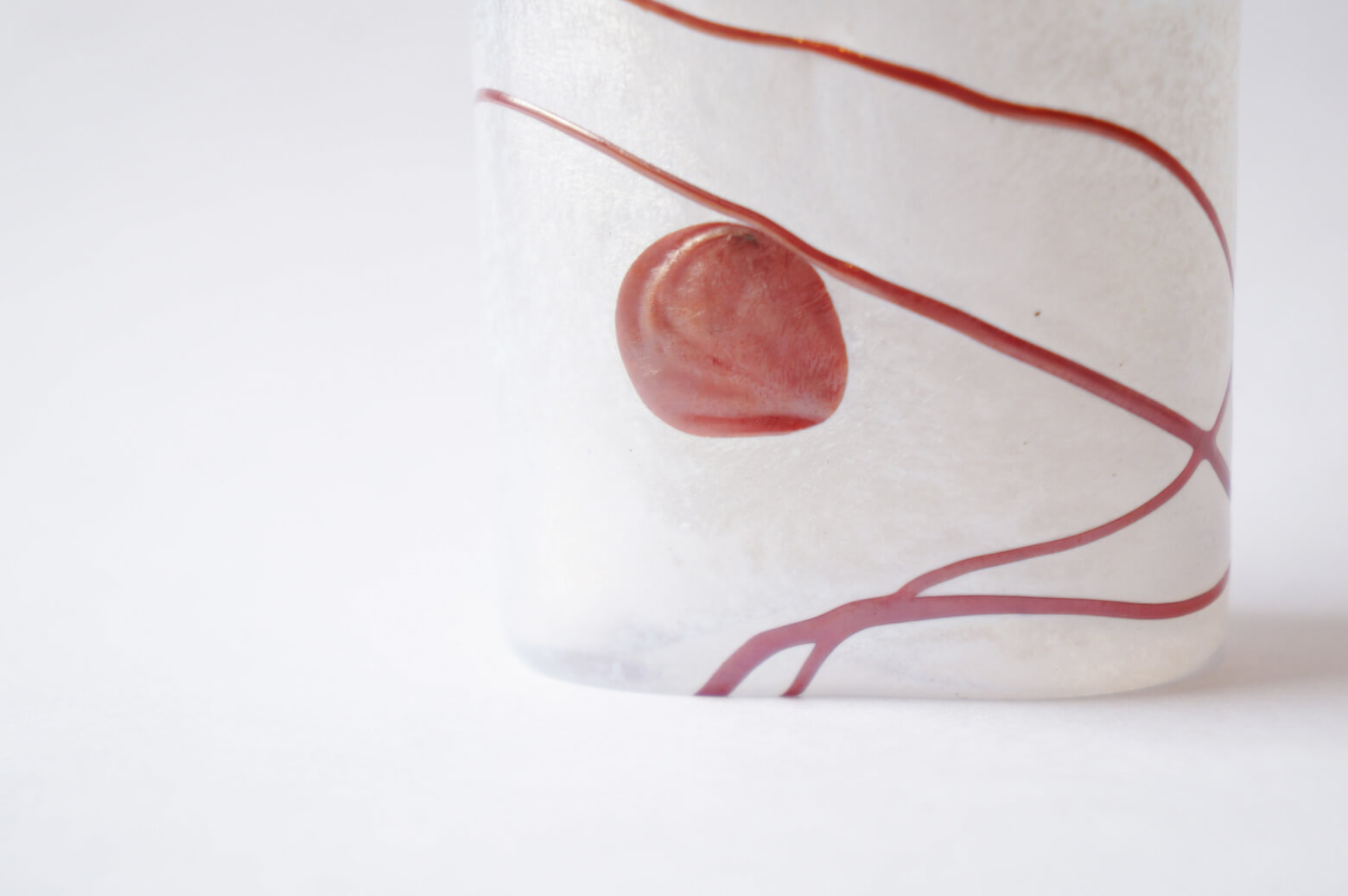 Kosta Boda Bertil Vallien Galaxy Miniature Vase/バーティル・ヴァリーン コスタ ボダ ギャラクシー ミニチュア ベース ガラス 北欧雑貨