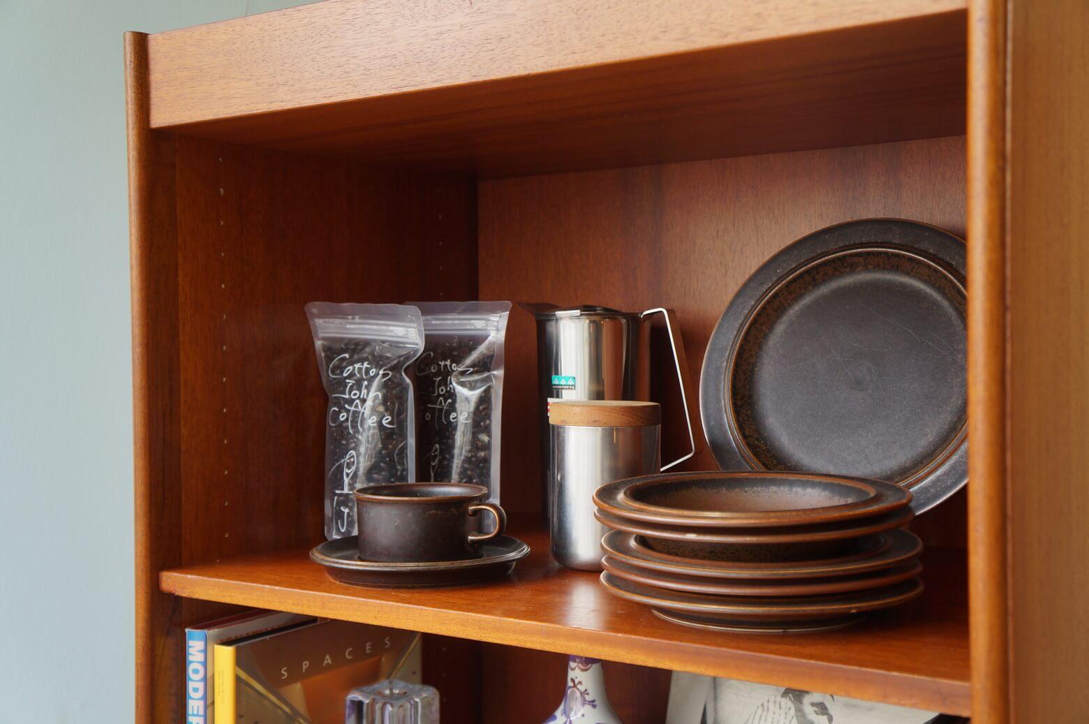 Scandinavian Vintage Side Cabinet/北欧 ヴィンテージ サイド キャビネット チーク材 北欧家具