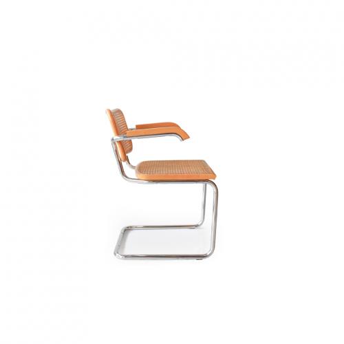 Marcel Breuer Cesca Chair B64/マルセル・ブロイヤー チェスカチェア アーム カンチレバー 椅子 ヴィンテージ イタリア製