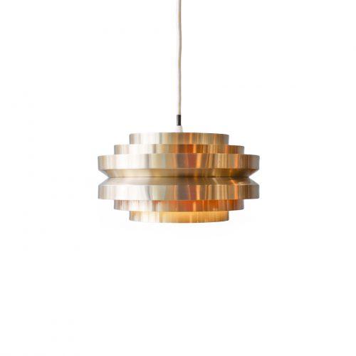 Carl Thore Loop Pendant Lamp 1960'S / 北欧 スウェーデン ヴィンテージ ペンダントランプ