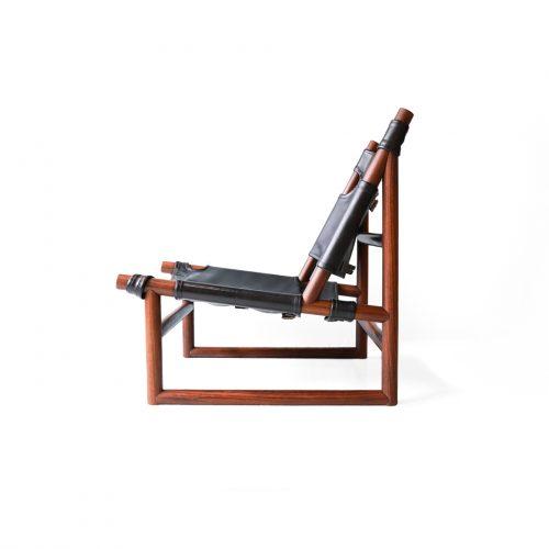 RoseWood Safari Sling Easy Chair/スリング チェアヴィンテージ ラウンジ イージー