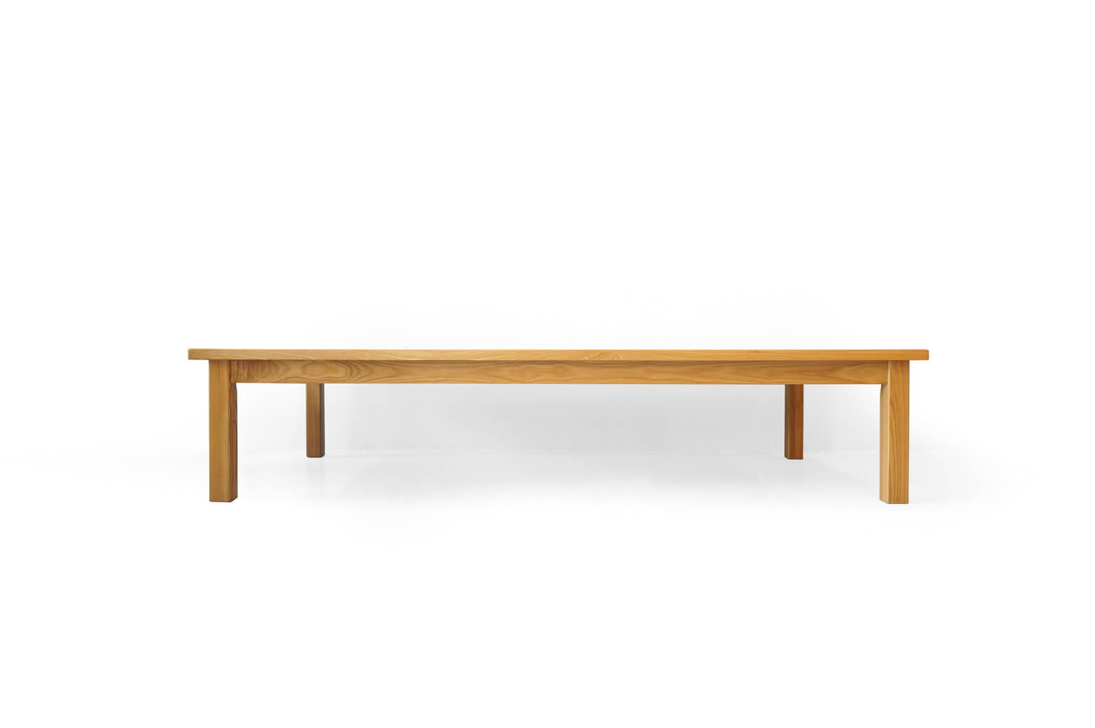 MUJI Low Table Ash Wood/無印良品 ローテーブル 座卓 タモ材 ナチュラル シンプル 廃盤