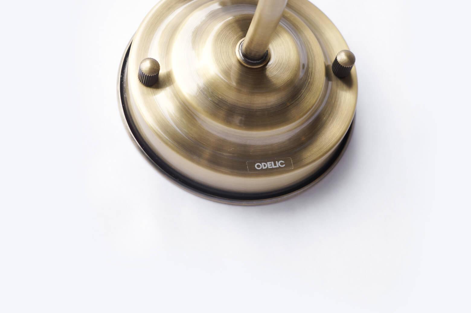 ODELIC Brass Bracket Light/真鍮 ブラケット ライト ウォール ランプ 壁掛け 照明 インテリア オーデリック 2