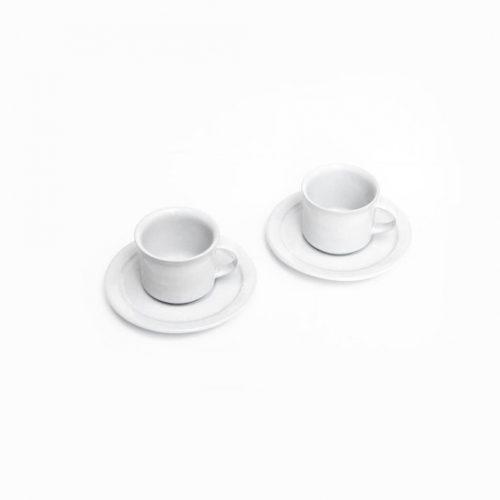 "Hoganas Keramik ""HARD"" Cup and Saucer/ホガナス ケラミック ""ハード"" カップ&ソーサー シグネ・ペーション・メリン スウェーデン 北欧食器"