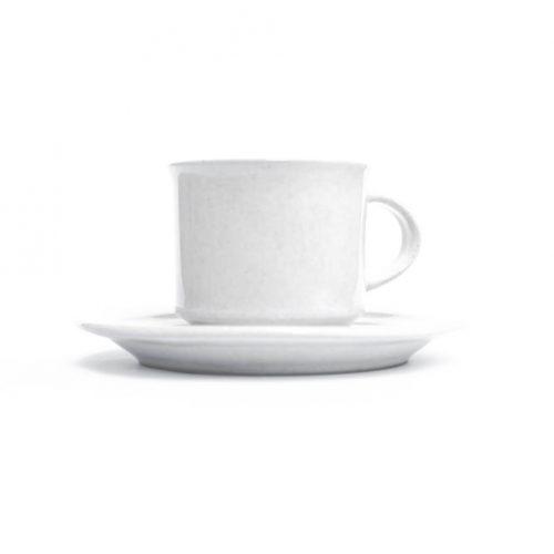 "Hoganas Keramik ""HARD"" Cup and Saucer/ホガナス ケラミック ""ハード"" カップ&ソーサー シグネ・ペーション・メリン スウェーデン 北欧食器 2"