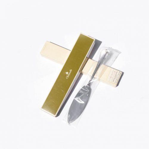 Christofle Malmaison Serving Fish Knife/クリストフル マルメゾン サービング フィッシュ ナイフ
