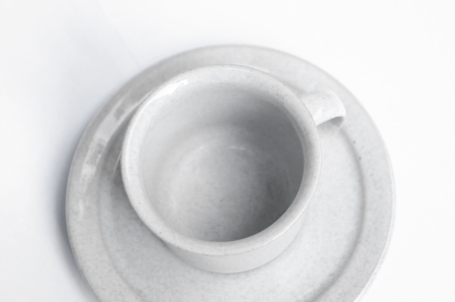 "Hoganas Keramik ""HARD"" Cup and Saucer/ホガナス ケラミック ""ハード"" カップ&ソーサー シグネ・ペーション・メリン スウェーデン 北欧食器 1"