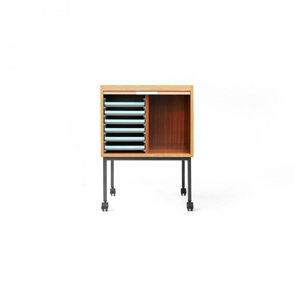 Danish Modern DANA File Cabinet/デンマーク キャビネット 書類棚 北欧家具