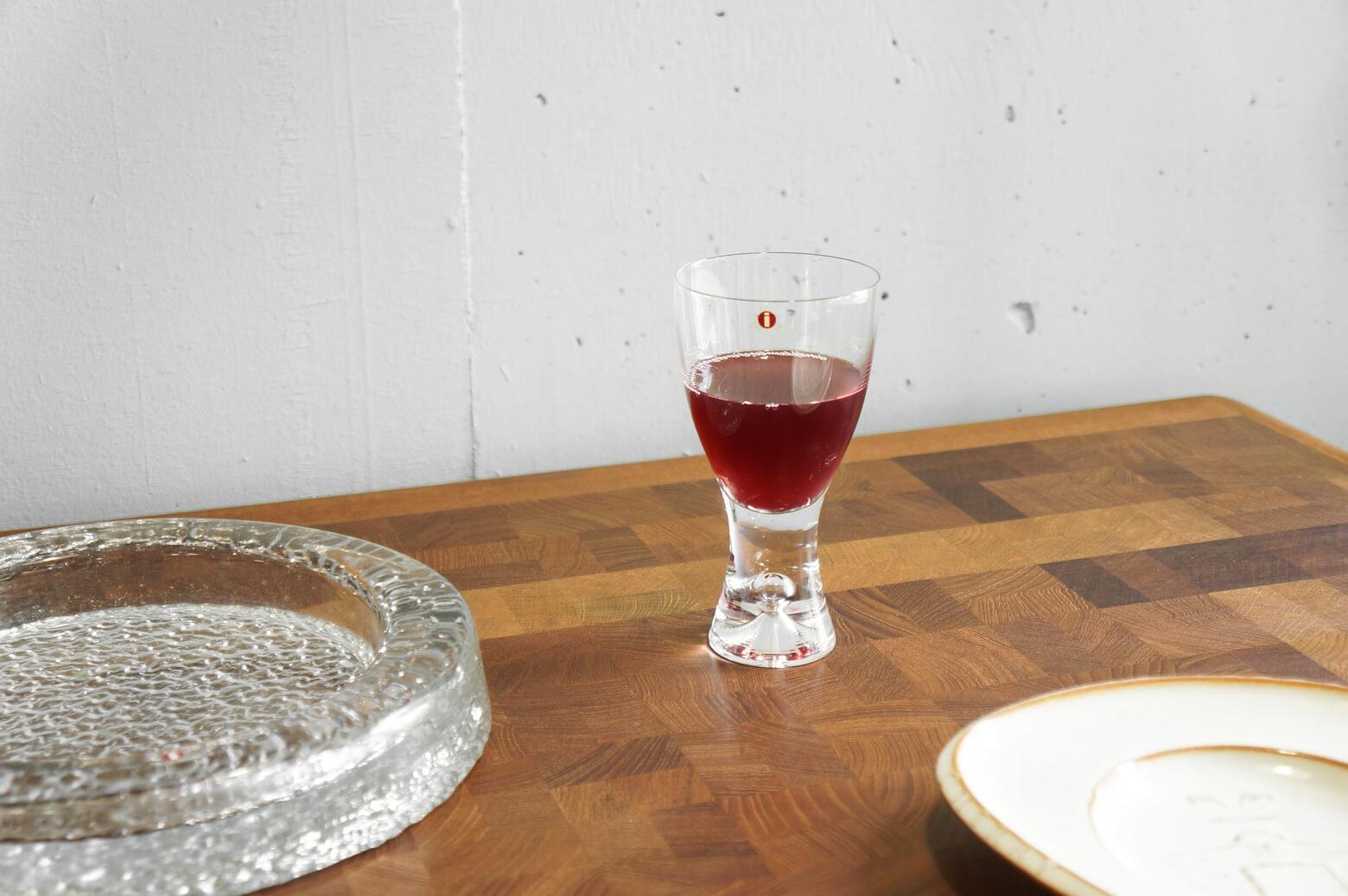 iittala Tapio Wirkkala Glass/イッタラ タピオ・ウィルカラ グラス 北欧食器 フィンランド