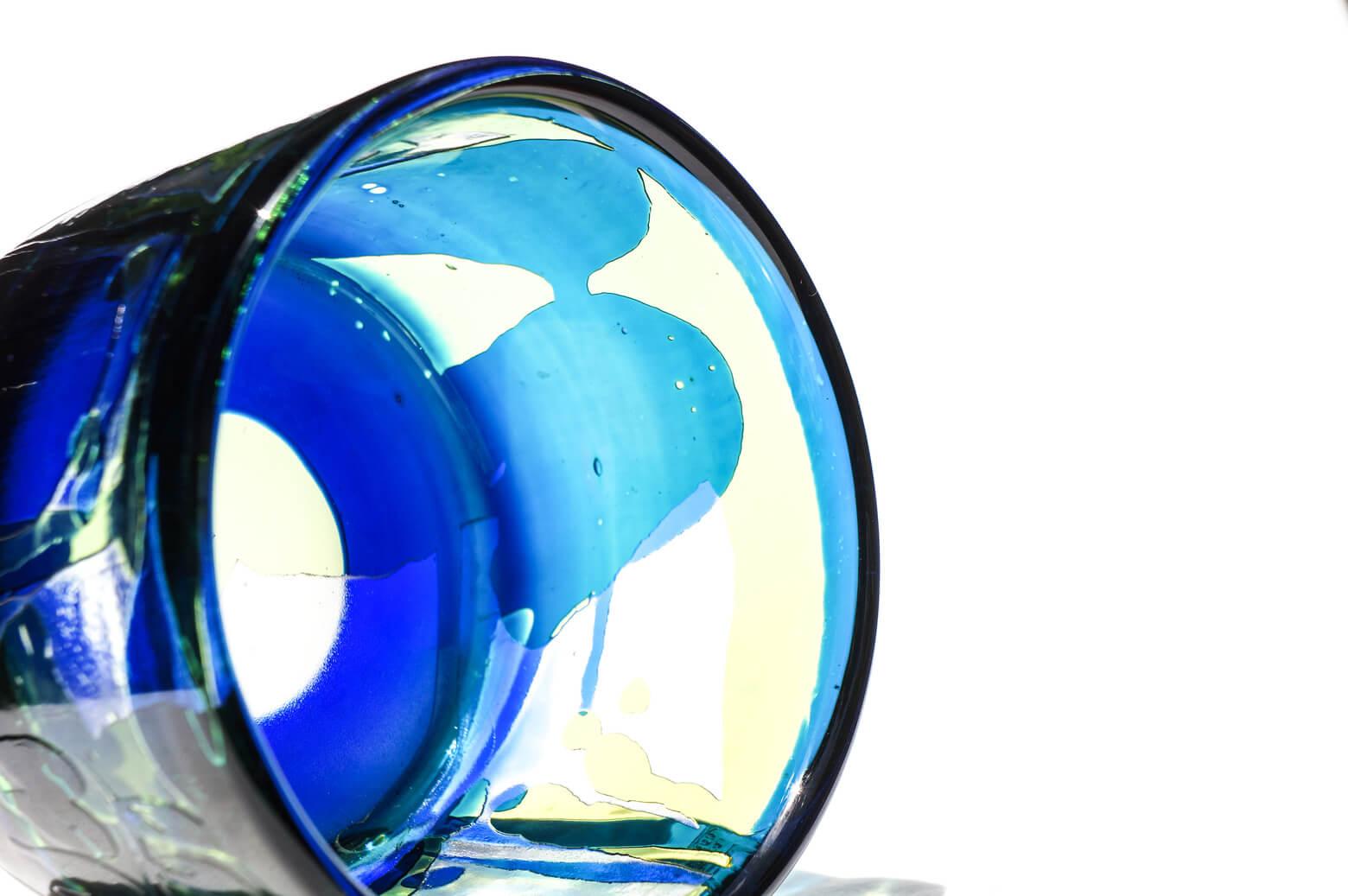 コスタ ボダ ガラス ボウル ヨーラン・ヴァルフ デザイン / kosta Boda Glass Bowl Goran Warff Design