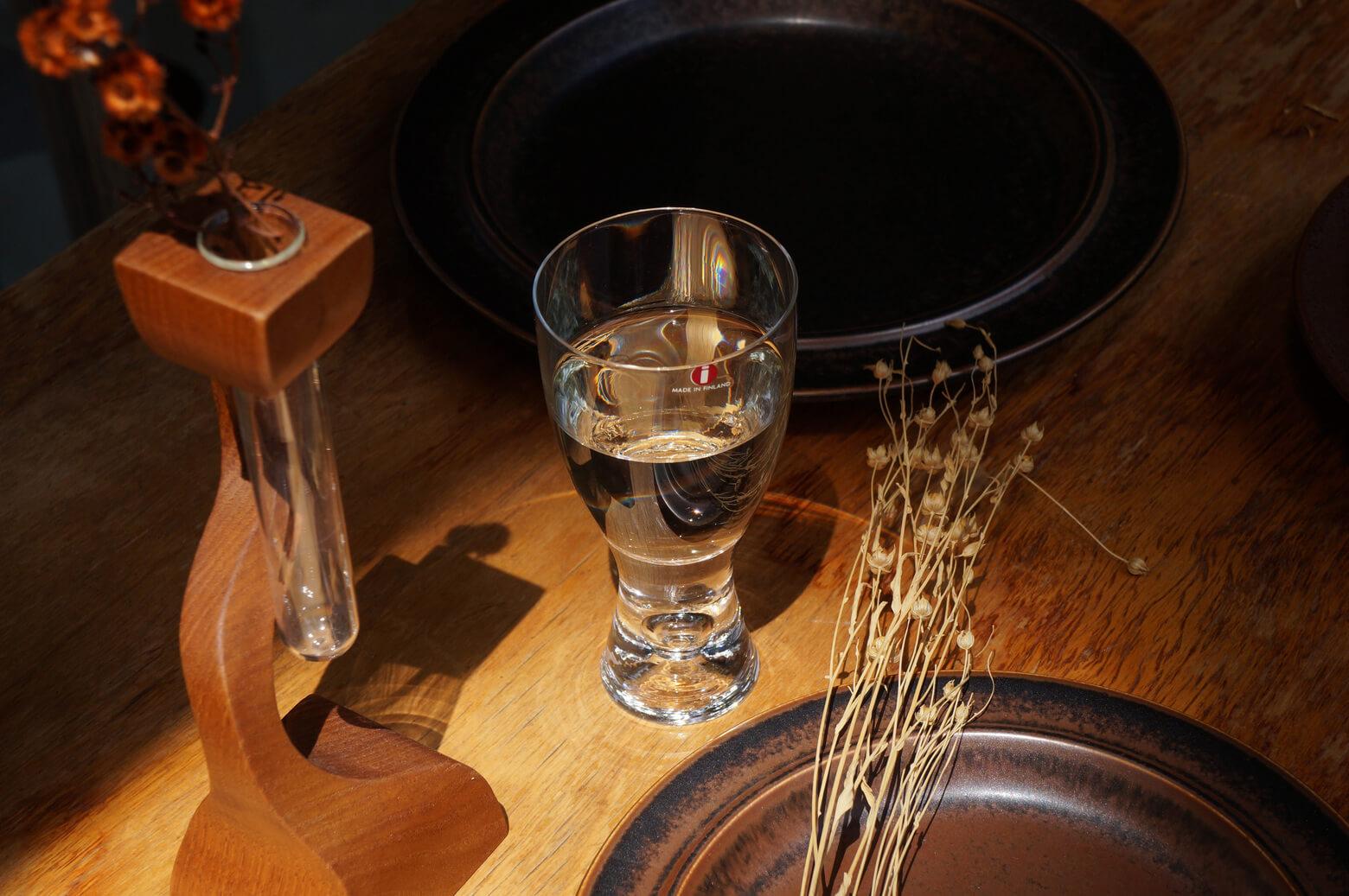 iittala Tapio Wirkkala Glass/イッタラ タピオ・ウィルカラ ホワイト ワイン グラス 北欧食器 フィンランド