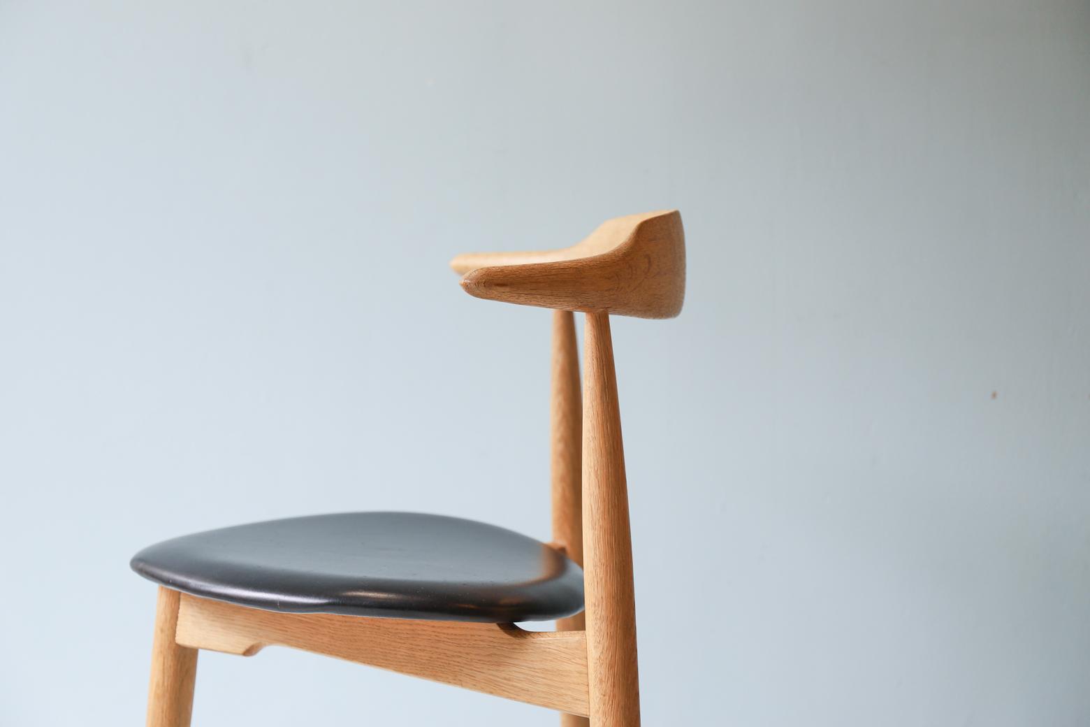 Fritz Hansen Heart Chair FH-4104 Hans J. Wegner/フリッツ・ハンセン ハートチェア ハンス・J・ウェグナー デンマーク ヴィンテージ 北欧家具