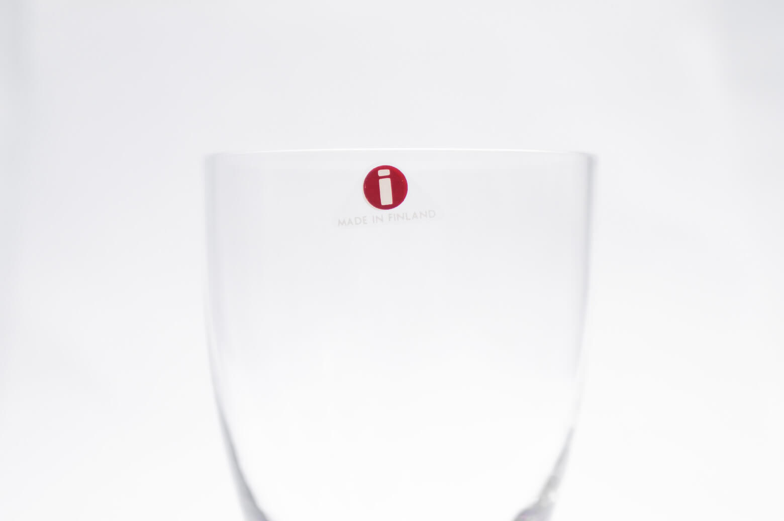 iittala Tapio Wirkkala White Wine Glass /イッタラ タピオ・ヴィルカラ ホワイト ワイン グラス 180ml 北欧食器 フィンランド 1
