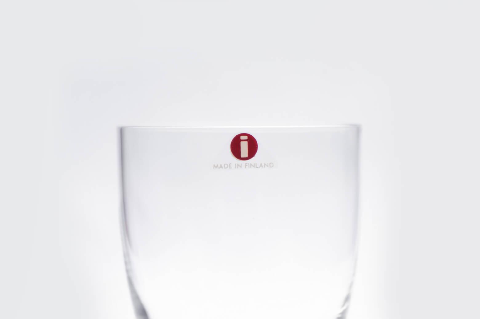 iittala Tapio Wirkkala White Wine Glass /イッタラ タピオ・ヴィルカラ ホワイト ワイン グラス 180ml 北欧食器 フィンランド 2