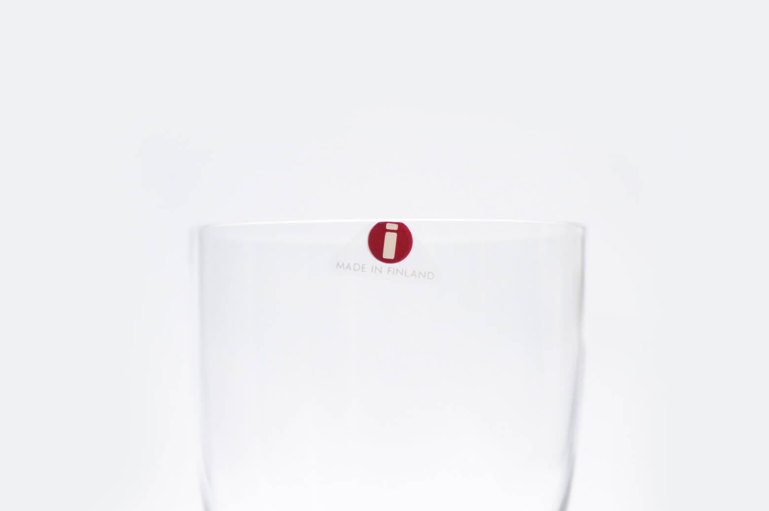 iittala Tapio Wirkkala White Wine Glass /イッタラ タピオ・ヴィルカラ ホワイト ワイン グラス 180ml 北欧食器 フィンランド 5