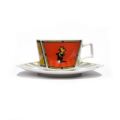 Rosenthal studio-line Love Story Cup and Saucer/ローゼンタール スタジオライン ラブストーリー カップ&ソーサー 食器 ドイツ 1