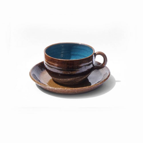 Gunnar Stahre Cup and Saucer/グンナー・スターレ カップ&ソーサー スウェーデン ヴィンテージ 北欧食器
