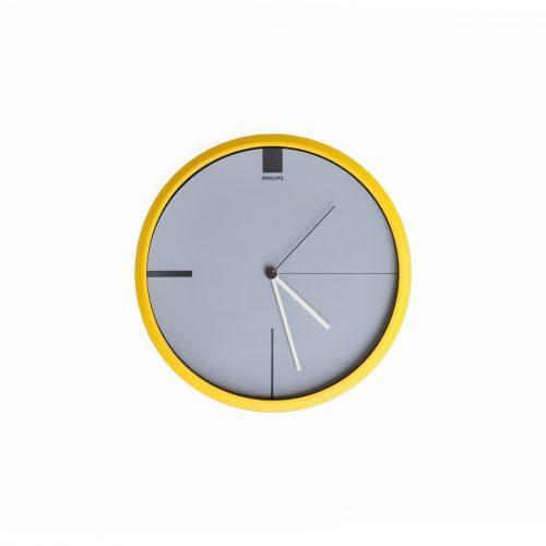 フィリップス ウォールクロック ベニス 西ドイツ製 壁掛け時計 ポストモダン/Philips Wall Clock Venice