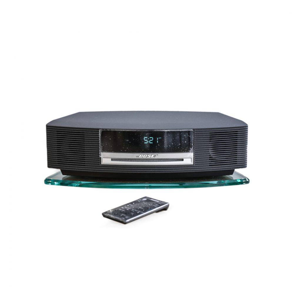 BOSE Wave Music SystemⅢ/ボーズ ウェーブ ミュージック システム CDコンポ ラジオ オーディオ モダンデザイン