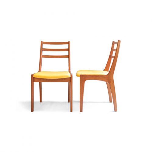 Vintage Modern Design Teakwood Dining Chair/ヴィンテージ モダンデザイン チーク材 ダイニングチェア 北欧デザイン