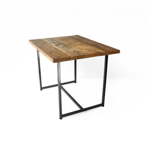 Old Wood BrooklynStyle TABLE / 古材 ブルックリンスタイル ダイニングテーブル