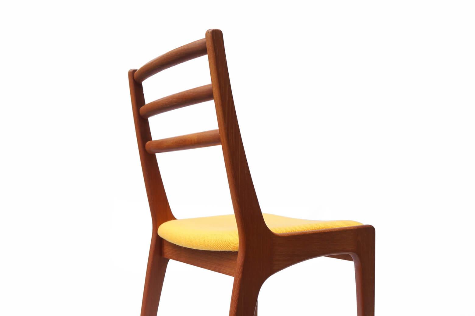 Vintage Modern Design Teakwood Dining Chair/ヴィンテージ モダンデザイン チーク材 ダイニングチェア 北欧デザイン 1