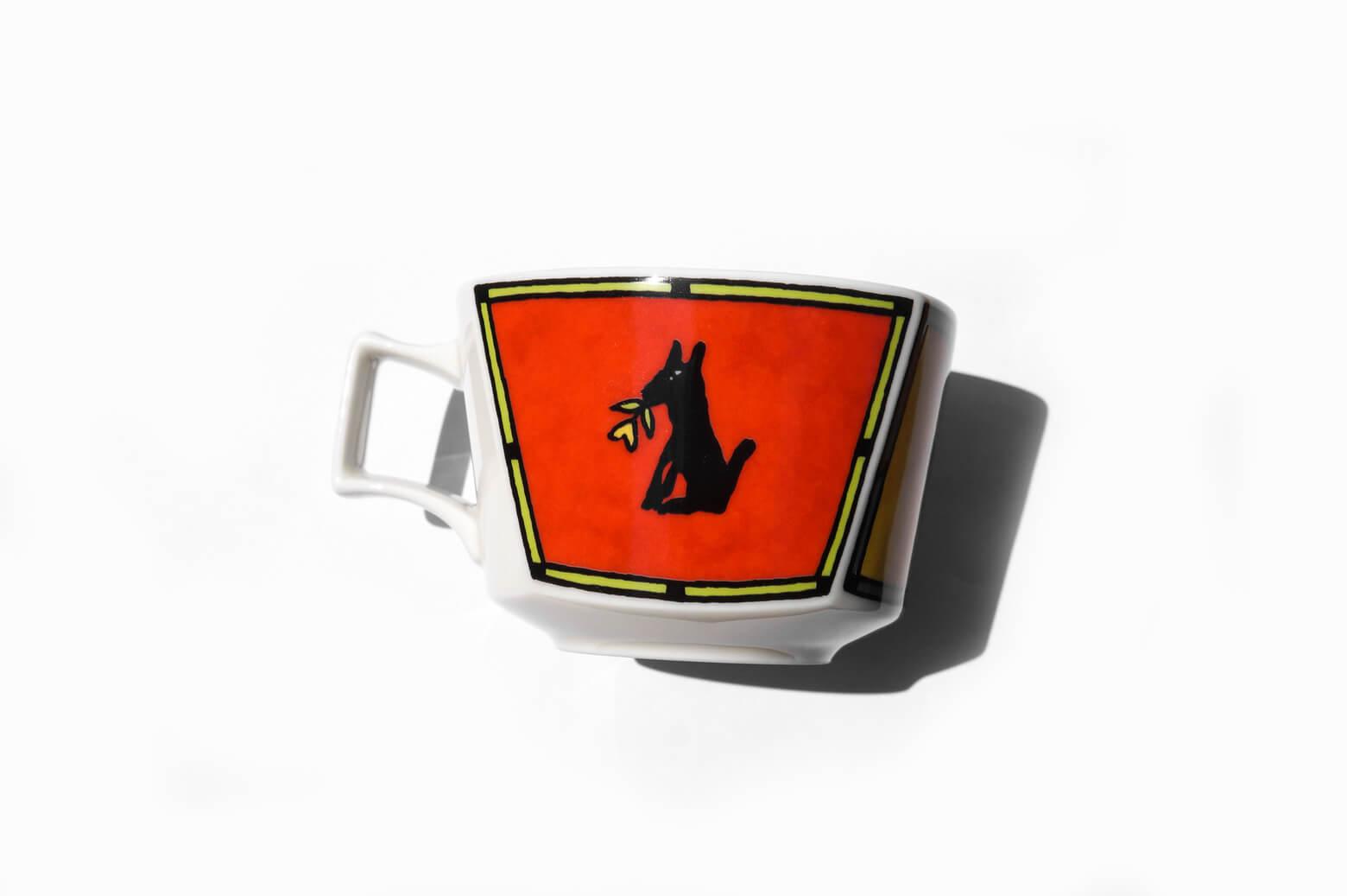 Rosenthal studio-line Love Story Cup and Saucer/ローゼンタール スタジオライン ラブストーリー カップ&ソーサー 食器 ドイツ 2