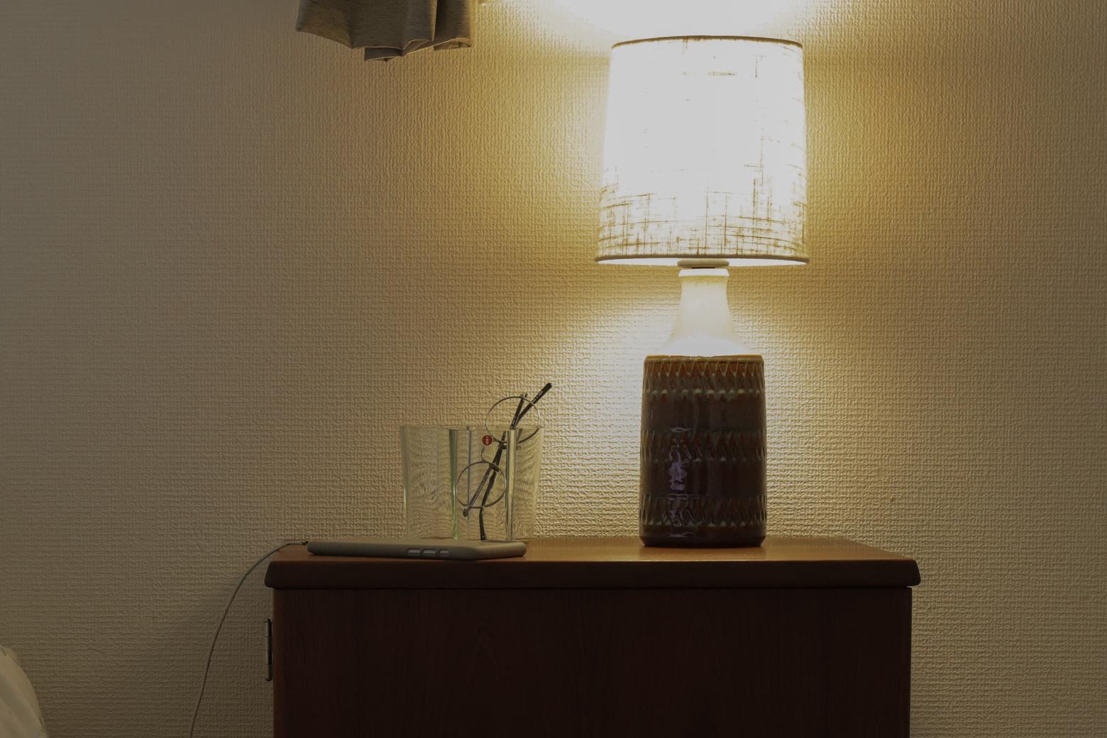 スーホルム テーブルランプ デンマーク ヴィンテージ 照明 北欧インテリア/Soholm Table Lamp Danish Vintage