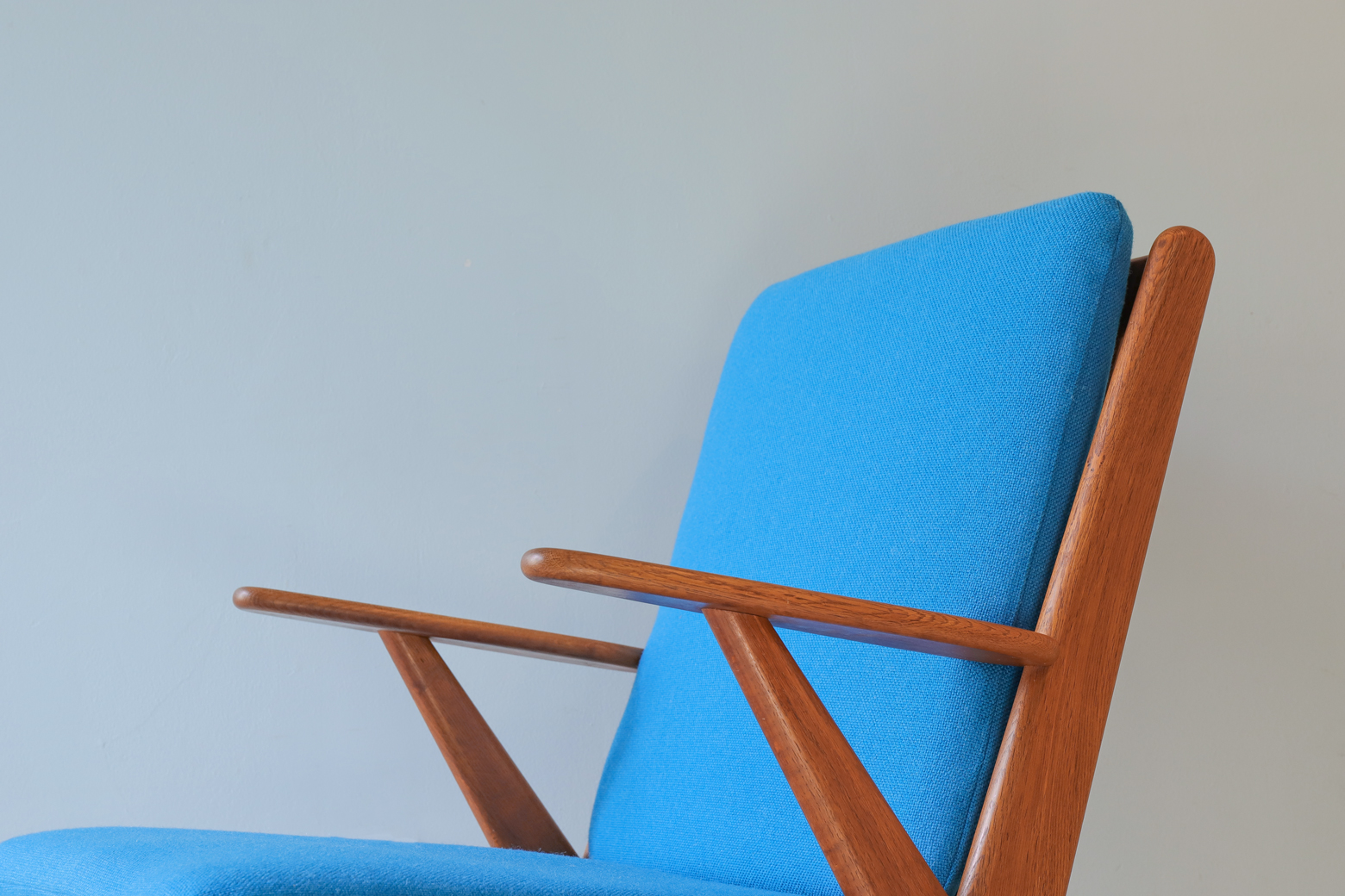 Poul M. Volther J53 Easy Chair FDB Møbler / イージーチェア ソファ ポール・M・ヴォルタ デンマーク ヴィンテージ 北欧家具