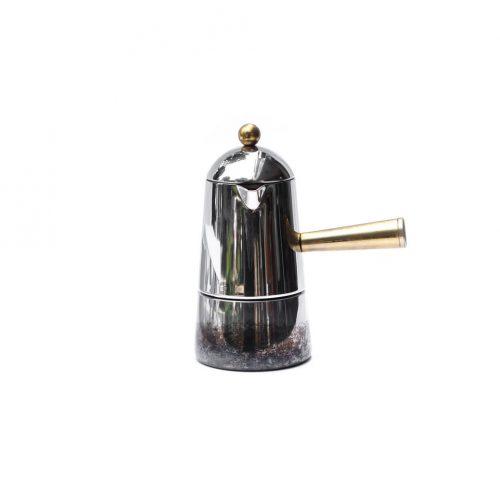 Balzano Carmencita LAVAZZA Macchinetta/バルザーノ カルメンシータ ラバッツァ マキネッタ 3カップ用 イタリア モダンデザイン キッチン用品