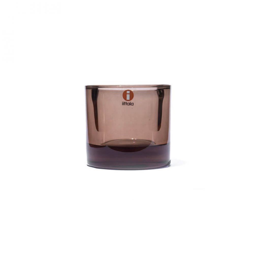 Iittala Kivi Sand Glass Candle Holder / イッタラ キビ サンド ガラス キャンドル ホルダー北欧食器