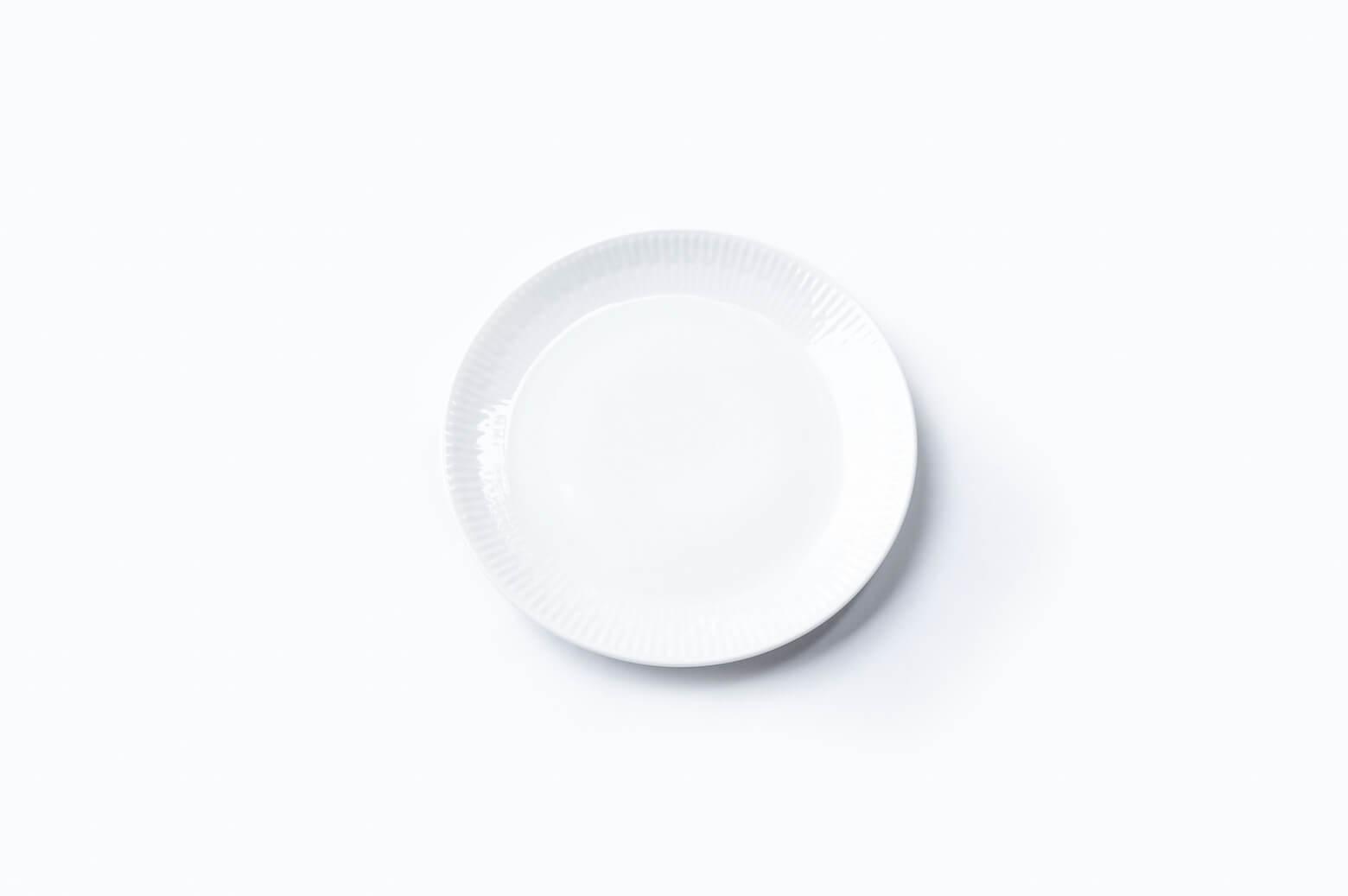 aida relief series Dessert Plate 20cm / アイーダ リリーフ デザート プレート 4枚セット 北欧食器