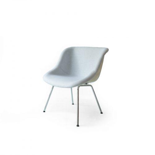 Japanese Modern Design BANK Chair / 剣持勇 バンクチェア コトブキ製 FRP モダンデザイン