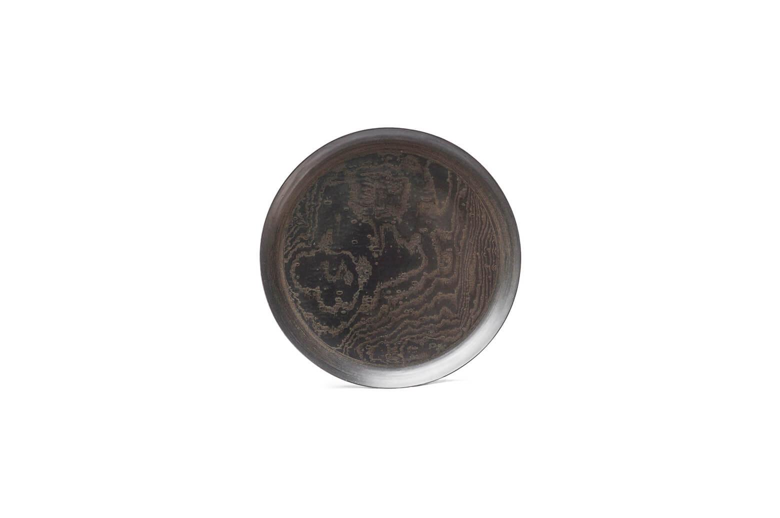 BUNACO Round Tray/ブナコ ラウンドトレイ 丸盆 日本製 モダンデザイン インテリア雑貨