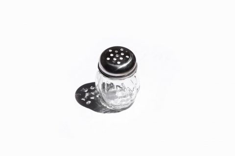 Vintage Salt Shaker made in CANADA/カナダ製 ヴィンテージ ソルト シェーカー