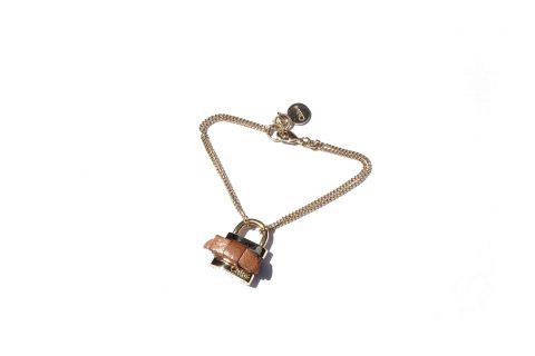 Chloé Paddington Bracelet/クロエ パディントン ブレスレット パドロック 南京錠 ブランド アクセサリー