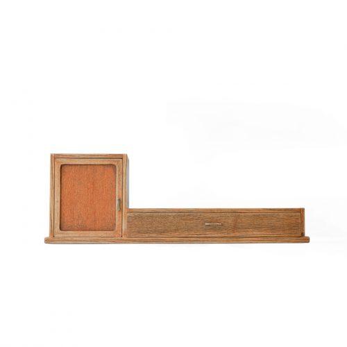 "Japan Antique ""Okidoko"" floor chest/アンティーク 置き床 小引き出し 和 モダン 家具"