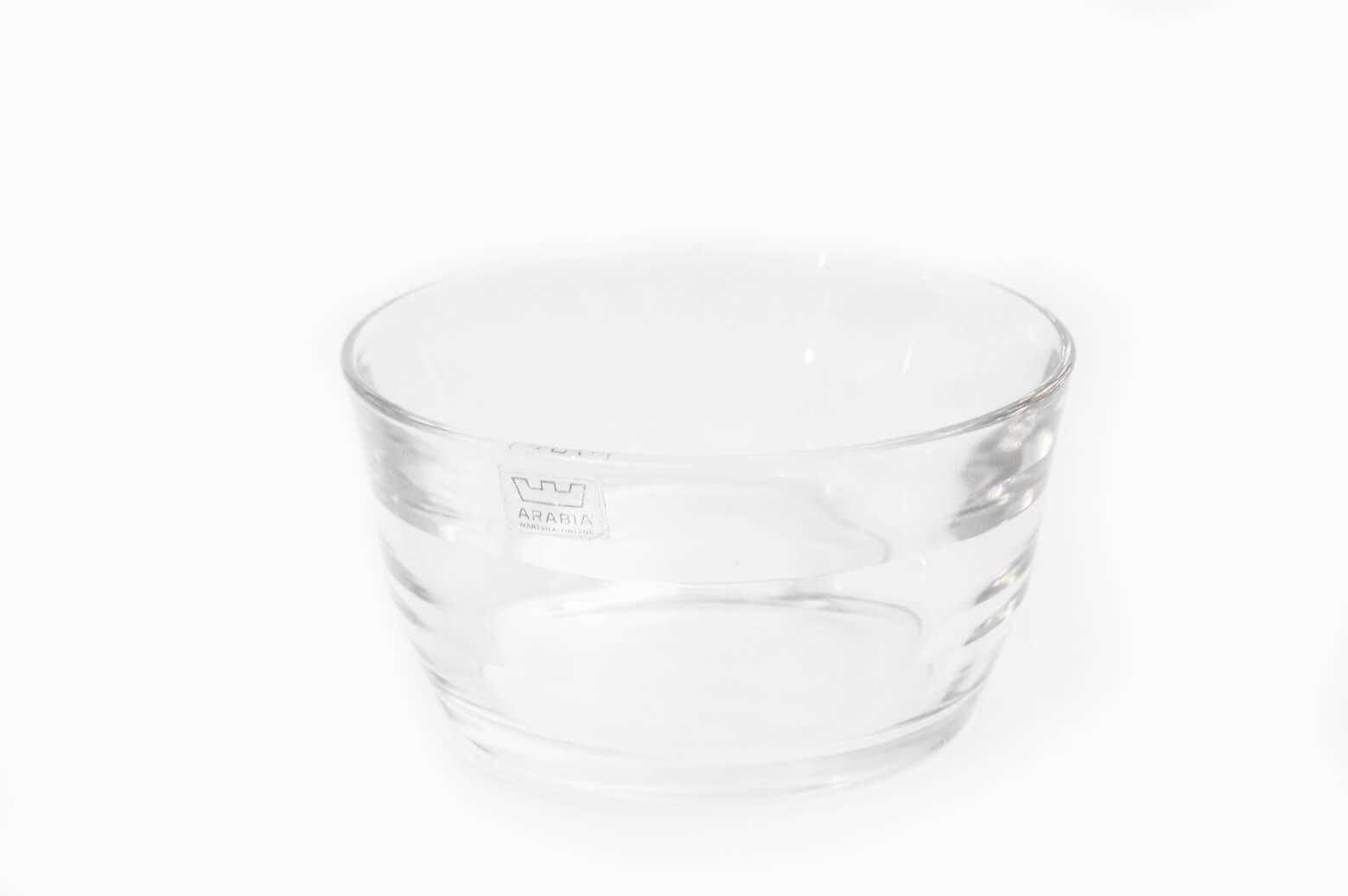 ARABIA Bowl PRISMA Kaj Franck/アラビア ボウル プリズマ カイ・フランク グラス ヴィンテージ 北欧食器 2