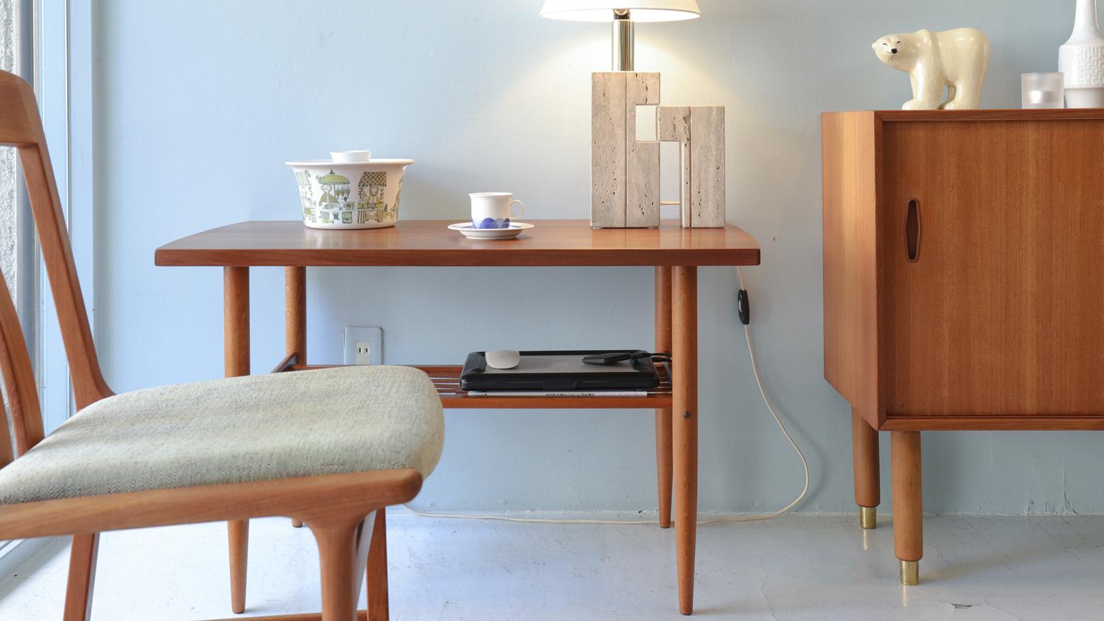 Swedish Vintage Albert Larsson Coffee Table/スウェーデン ヴィンテージ アルバート・ラーソン コーヒーテーブル 北欧家具