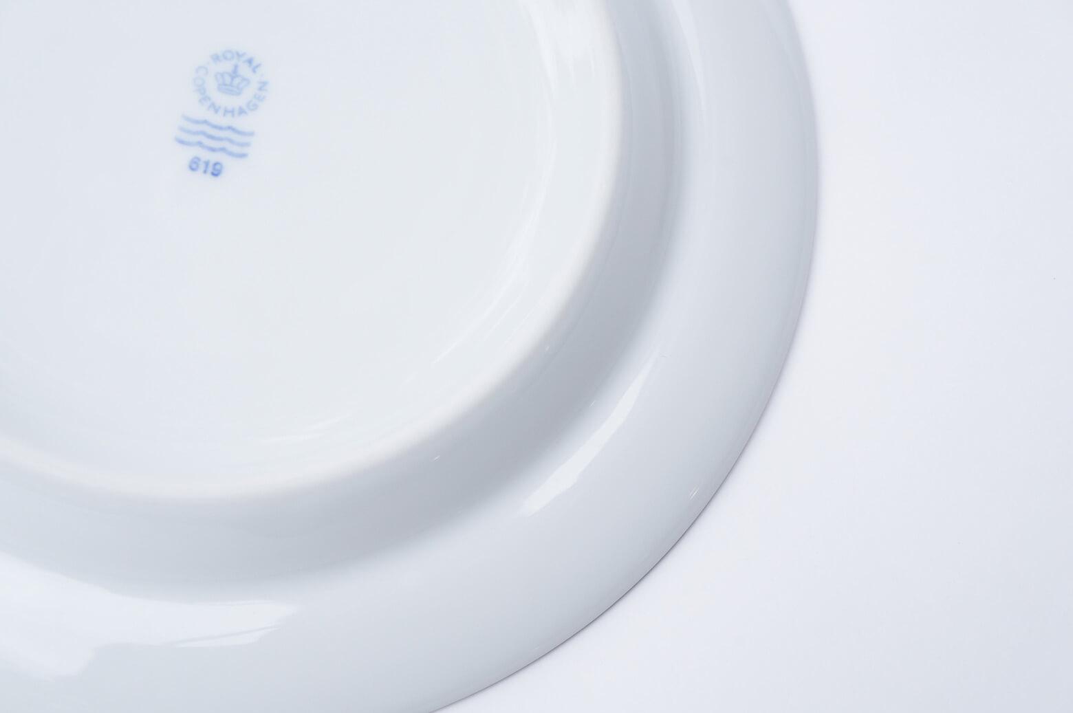Copenhagen WHITE POT Series/ロイヤル コペンハーゲン ホワイト ポット シリーズ プレート 北欧 食器 5