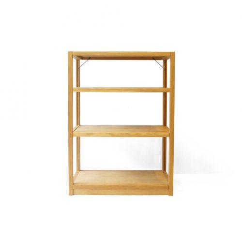 MUJI Oak Wood Unit Shelf/無印良品 ユニットシェルフ 収納棚 無垢 オーク材