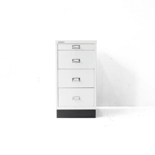 BISLEY Steel CD Cabinet BA3/ビスレー スチール キャビネット 収納 オフィス 家具 イギリス製