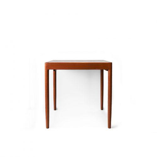 """Japan Vintage Aobayashi """"Tiffany"""" Extension Dining Table/青林製作所 エクステンション ダイニングテーブル """"ティファニー"""" チーク材 ジャパンヴィンテージ"""