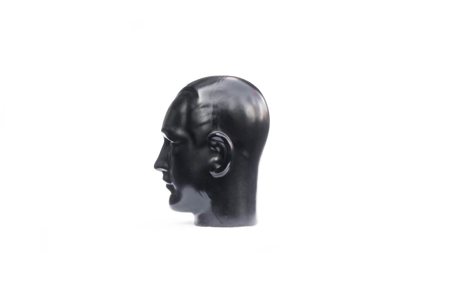 Vintage Pottery Mannequin Head/ヴィンテージ マネキンヘッド 陶器 ディスプレイ インテリア
