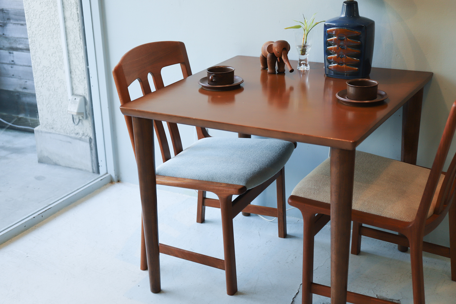 Danish Vintage L.Olsen&Son Dining Chair Re-Covering/デンマーク ヴィンテージ L.オルセン&サン ダイニング チェア 北欧家具 張替済み