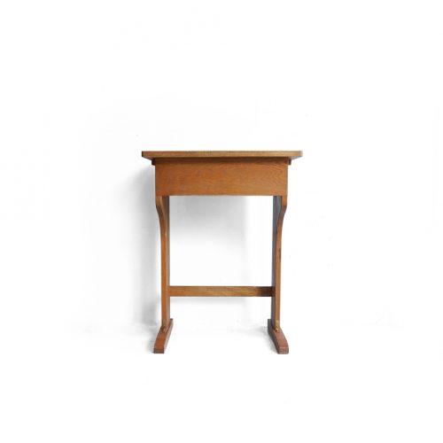 Vintage Wooden School Desk/ヴィンテージ スクールデスク 学校机 レトロ テーブル2