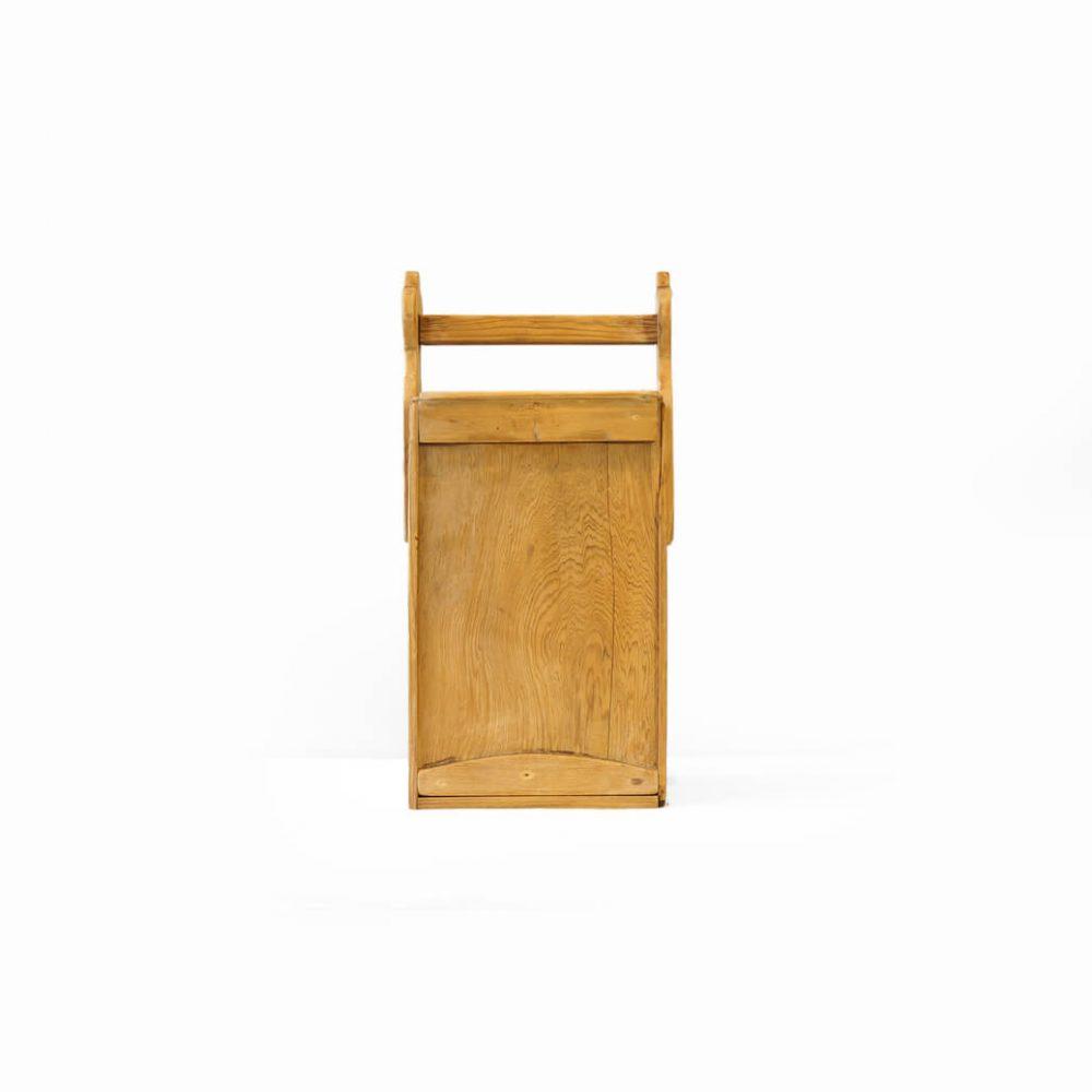 Japan Vintage Wooden Carrying Box OKAMOCHI/ジャパン ヴィンテージ おかもち レトロインテリア 3