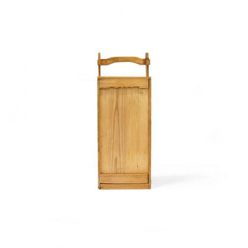 Japan Vintage Wooden Carrying Box OKAMOCHI/ジャパン ヴィンテージ おかもち レトロインテリア 2