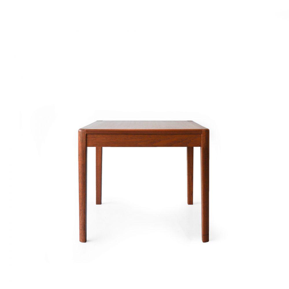 Japan Vintage Dining Table Teakwood/ジャパンヴィンテージ ダイニングテーブル チーク材 2人掛け レトロ 北欧モダン