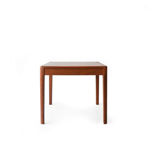 Japan Vintage Dining Table Teakwood/ジャパンヴィンテージ ダイニングテーブル チーク材 2人掛け レトロ 北欧モダン